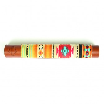 The Brown large Wrap - Inca